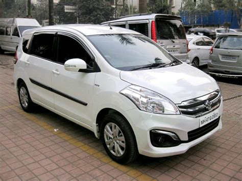 Maruti Suzuki Ertiga Diesel Mileage Ertiga Cng Autos Post