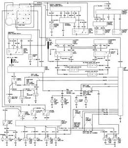 1985 Bronco Charging System Wiring Diagram 86 Ford F 150 Ignition Switch Wiring Diagram 86 Free