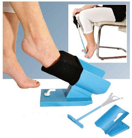 sock aid device after hip replacement easy on easy sock aid kit easily slide socks on and