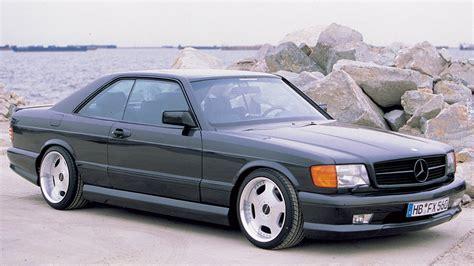 wald mercedes w126 sec 1997
