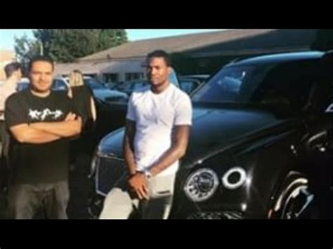 meek mill bentley truck meek mill buys new bently truck after breaking up with