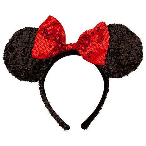 Disney Minnie Ears Headband minnie mouse bow ears headband gloves