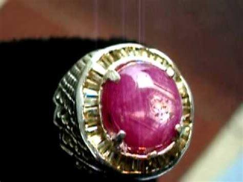 Cincin Ruby 6 50 Ct ruby 25 08cts doovi