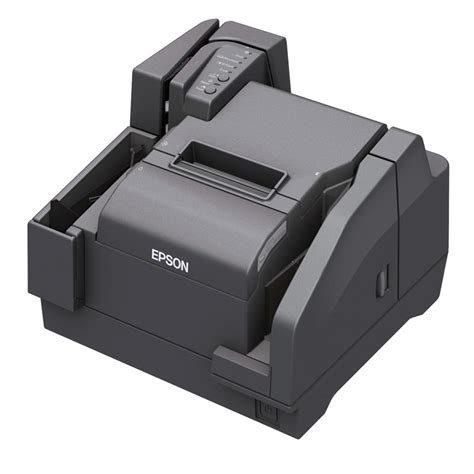 Printer Barcode Epson epson tm s9000mj all in one cheque scanner printer and
