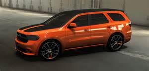 Mopar Dodge Durango Mopar Underground Dodge Durango Tow Hook Concept Coming To