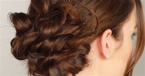 cute hairstyles rainy days kara s glamour blog 3 easy hairstyles for rainy days