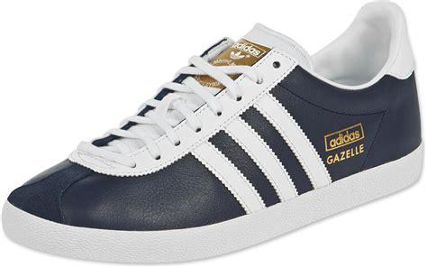 Adidas Gazelle adidas gazelle og chaussures bleu blanc