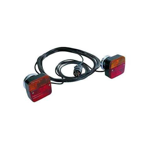 kit eclairage remorque kit 233 clairage remorque magn 233 tique 12m entre feux 4m
