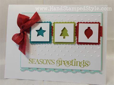 christmas cards ideas simple christmas cards