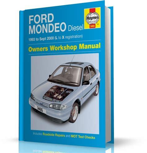 ford mondeo repair manual haynes 1993 2000 new sagin workshop car manuals repair books ford mondeo 1993 2000 silniki diesla instrukcja napraw haynes
