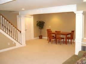 Finish Basement Ideas by Basement Remodeling