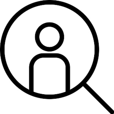 Talent Search Free People Icons