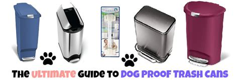 dog proof bathroom trash can locking trash can brute trash can lowe simple interior