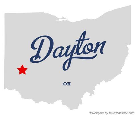 Dayton Ohio Search Map Of Dayton Ohio Jorgeroblesforcongress