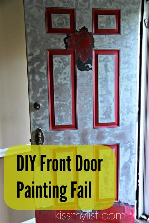 painting the front door diy the wolf the wardrobe door fail join the conversation
