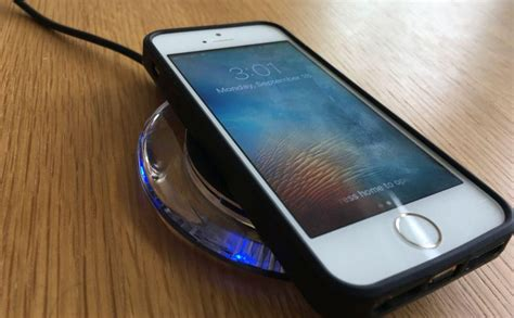 using charger for iphone i spent 13 to add wireless charging to my iphone
