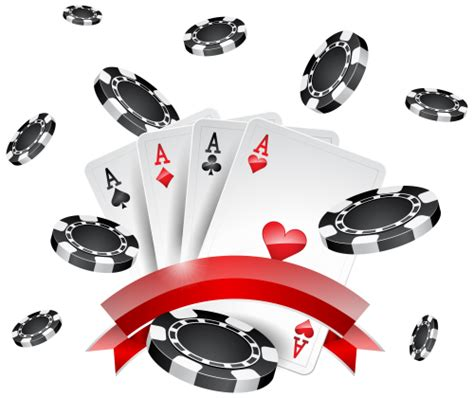 Casino Chips and Cards Decoration PNG Clip Art   Best WEB