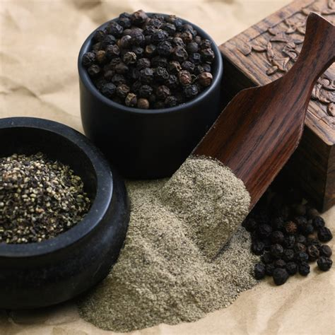 black pepper food facts black pepper food for a cure