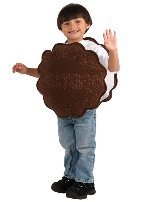 cookie costume toddler cookie costume