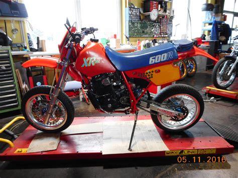 Motorrad Honda Xr 600 R umgebautes motorrad honda xr 600 r hk technik 1000ps at