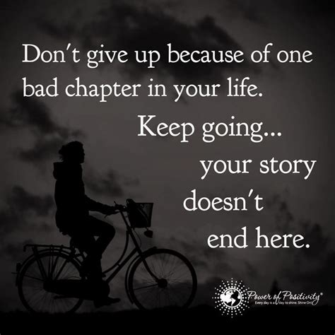 159 best continue your story don t give up because of one bad chapter in your