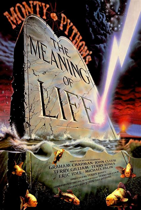 biography movie meaning the meaning of life dvd release date