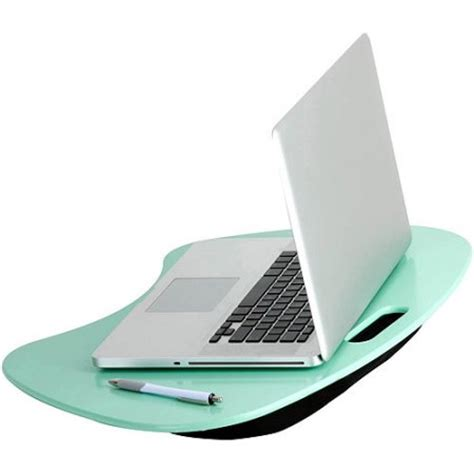 honey can do lap desk honey can do lap desk teal walmart com