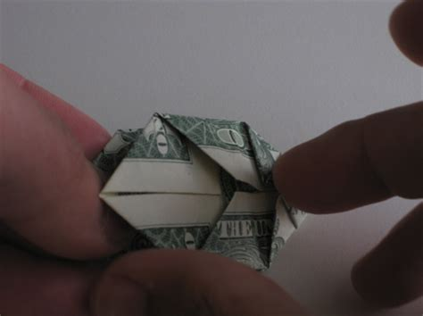 origami folding how to make a money origami