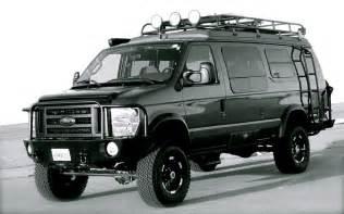 sportsmobile custom cer vans 4wd 4 wheel drive 4x4