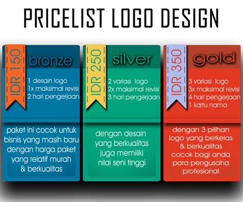 jasa pembuatan design logo murah halaman utama paket logo bronze paket logo silver paket