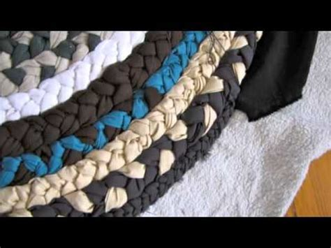 Make A Mat by How To Create A Mat Of Waste Cloth