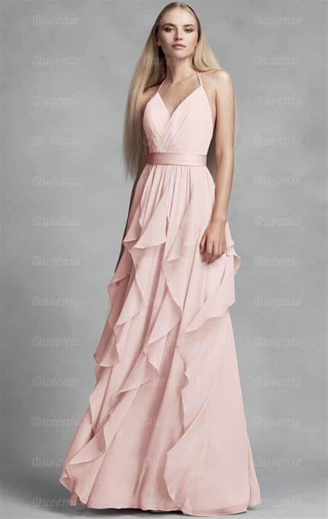 martini chagne rose reasonable prices for bridesmaid dresses cheap chiffon