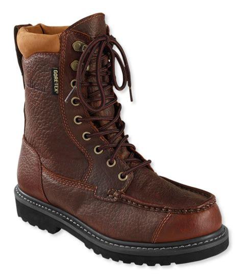 llbean winter boots l l bean tex kangaroo upland boots trailspace