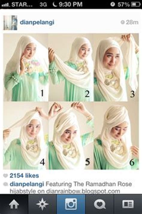 tutorial instagram indonesia hijab tutorial by the very talented indonesian dian