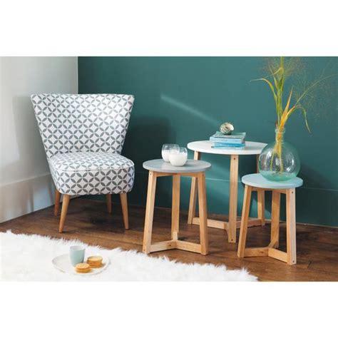 Table Vintage Maison Du Monde by Tables Basses Gigognes Vintage Trio Fauteuil Vintage