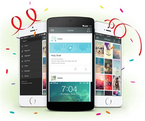 themes apps android mobile9 new mobile9 for android ios is here mobile9 an app