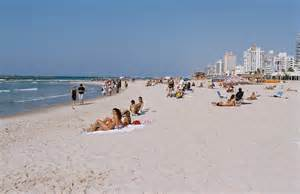 Tel aviv rated one of the best urban beaches israel trade commission