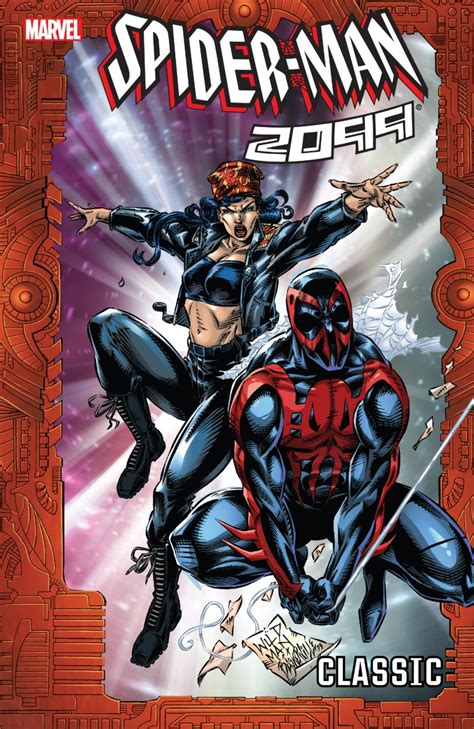 Spider Garden Graphic Novel Spider 2099 Classic Volume 4 Graphic Novels Reed