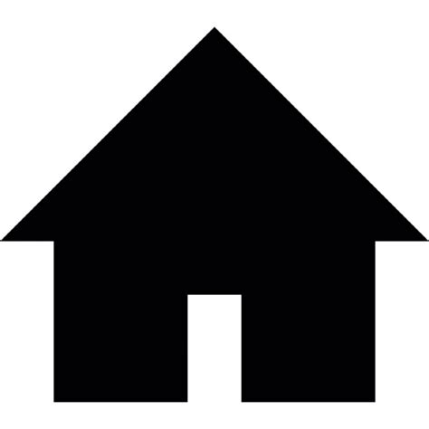 house negro house black building shape icons free download