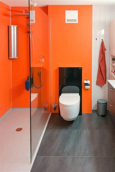 Wandgestaltung Im Badezimmer by Feuchtraumpaneele Zur Fugenlosen Wandgestaltung Im Bad