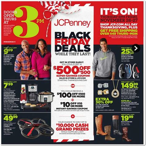 jcpenney printable coupons black friday 2015 jcpenney black friday ad 2015 money saving mom 174