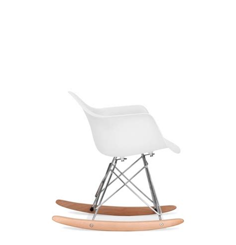 chaise a bascule enfant chaise 224 bascule rar style eames enfant secret design