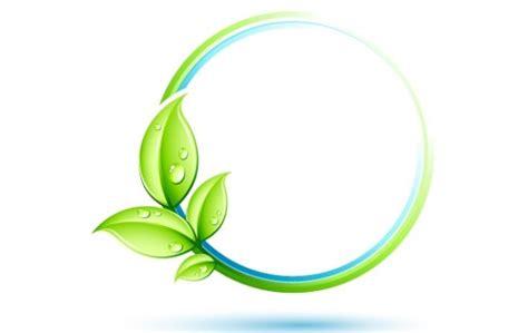 Green Plant Concept Vector Free Download Green Concept Logo Vectors