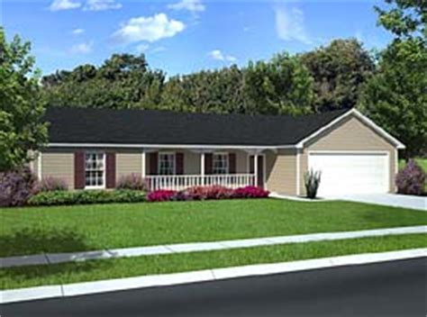 Bi Level Floor Plans With Attached Garage from ranch to modern the most popular modular home styles
