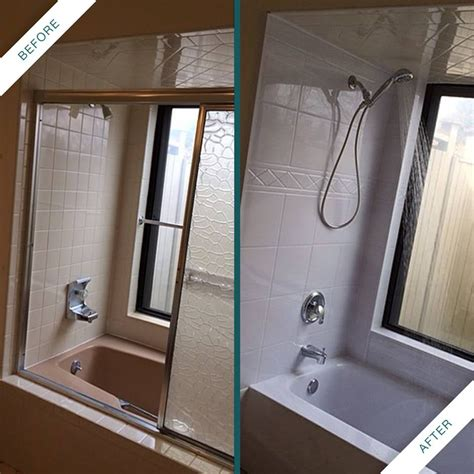 bath fitter before and after before after yelp