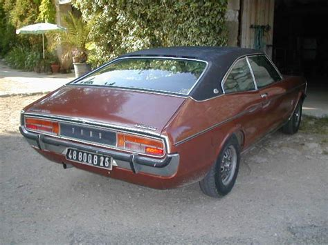 ford granada mk1 coupe boards ie