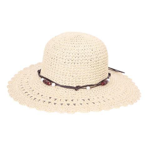 crushable hat packable summer sun floppy
