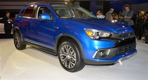 mitsubishi guagua mitsubishi s revised outlander sport is better than your