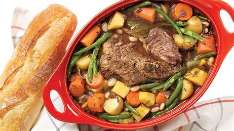 red wine  rosemary pot roast iga recipes stew rutabaga beef