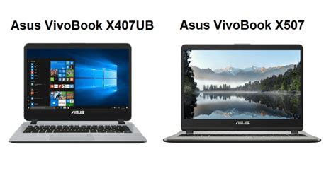 Asus Laptop Price Manila asus vivobook x407 and x507 launched in the philippines